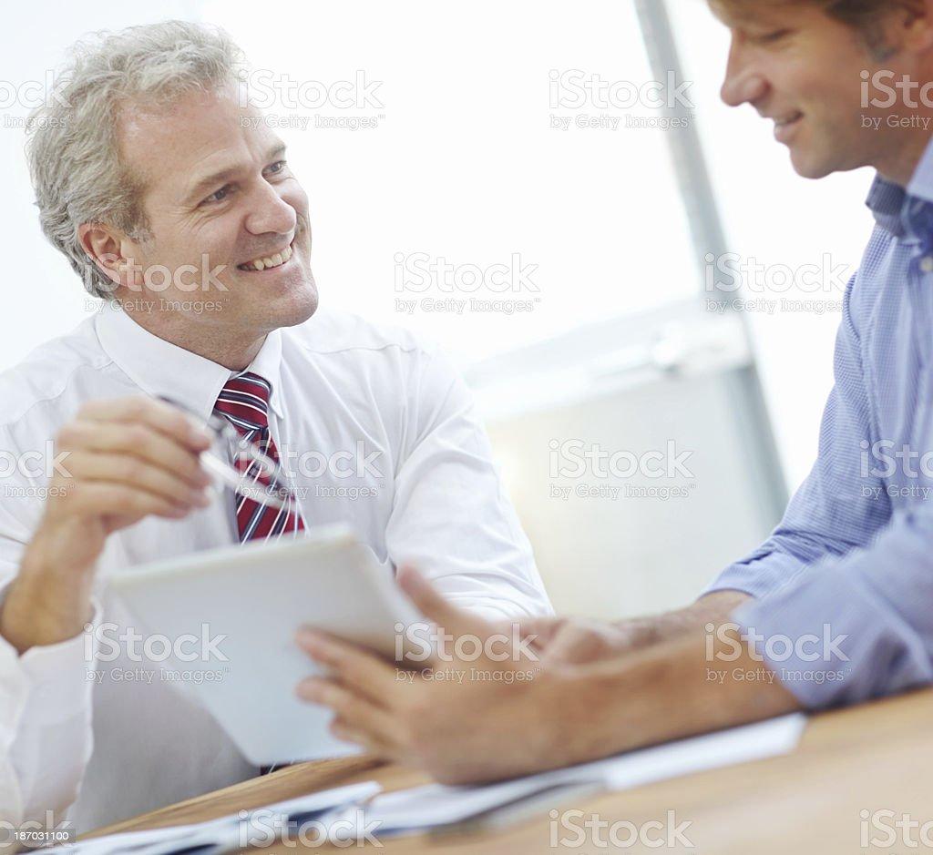 New strategies creating positivity royalty-free stock photo