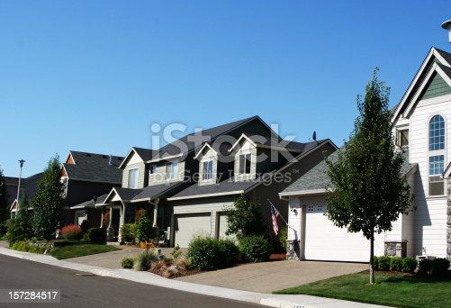 istock New Suburbian Neighborhood 157284517