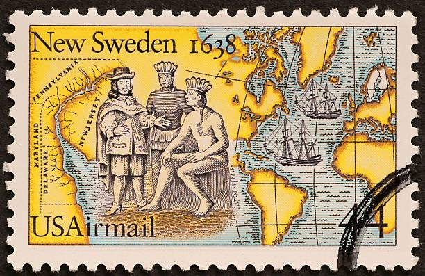 neue schweden - karten de stock-fotos und bilder