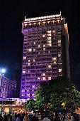 istock New Taj Hotel with beautiful lights captured during Night 1276409150