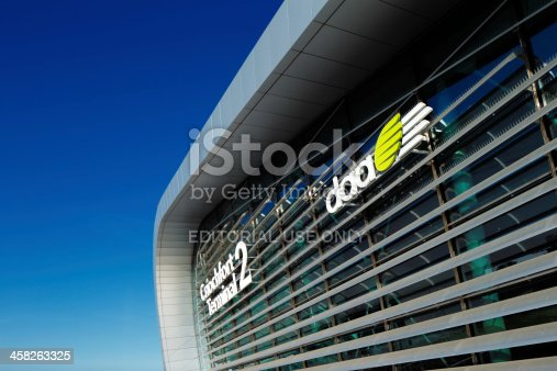 469824732istockphoto New Terminal 2 of the Dublin Airport, Ireland 458263325