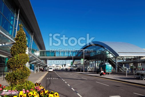 469824732istockphoto New Terminal 2 of the Dublin Airport, Ireland 458314037
