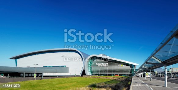 469824732istockphoto New Terminal 2 of the Dublin Airport, Ireland 458341079