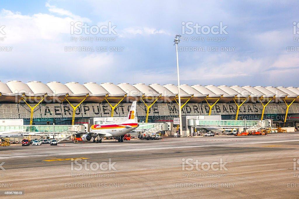 Le nouveau terminal T4 à Barajay aéroport - Photo