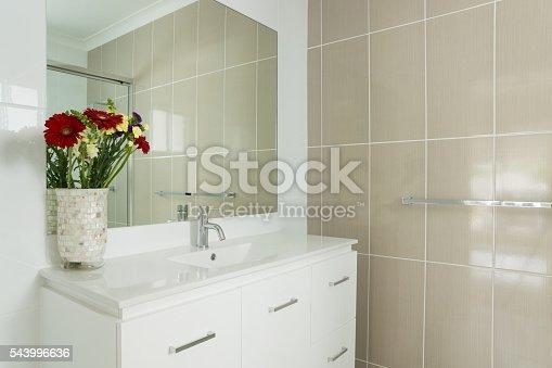 istock New tiled ensuite bathroom 543996636
