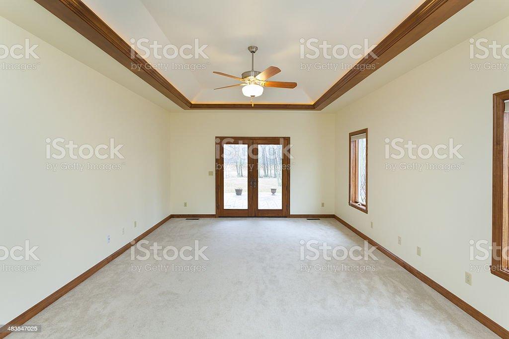 Letto Matrimoniale Incassato : Nuovo non ammobiliato camera da letto matrimoniale con parete