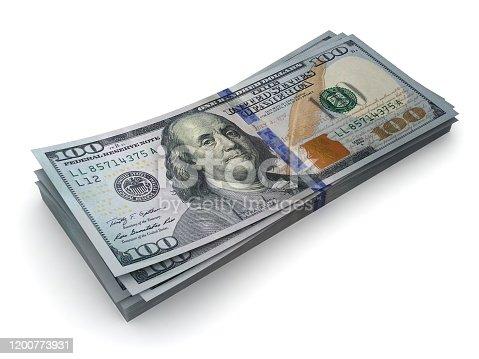 New us dollar money