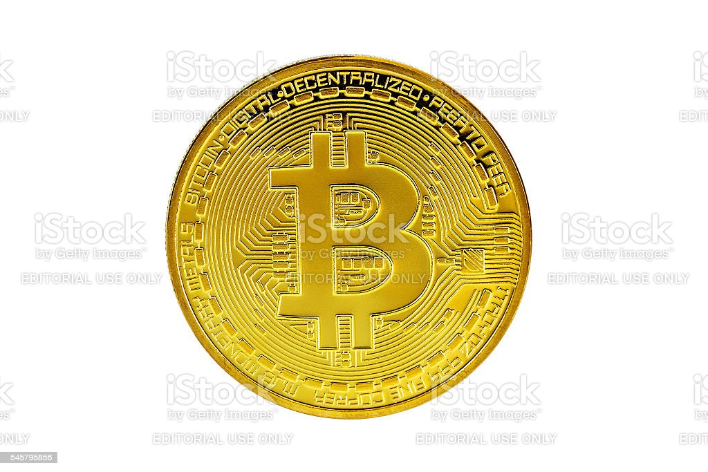 new virtual currency stock photo