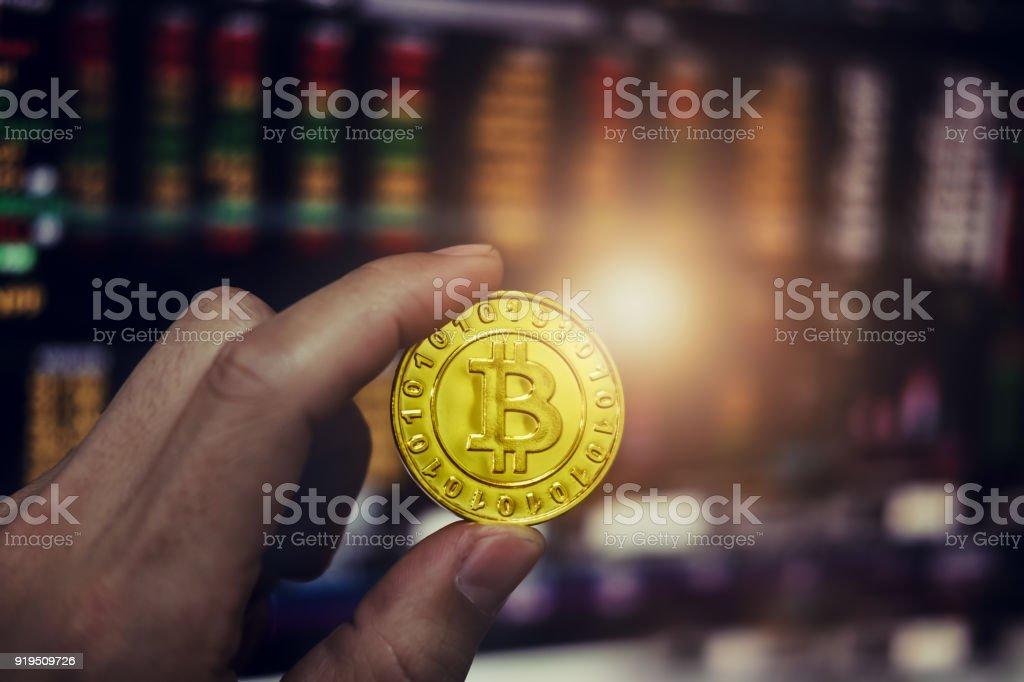 bitcoin uses blockchain technology
