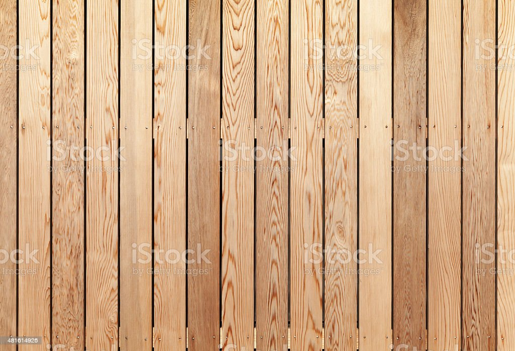 New wooden wall background texture pattern stock photo