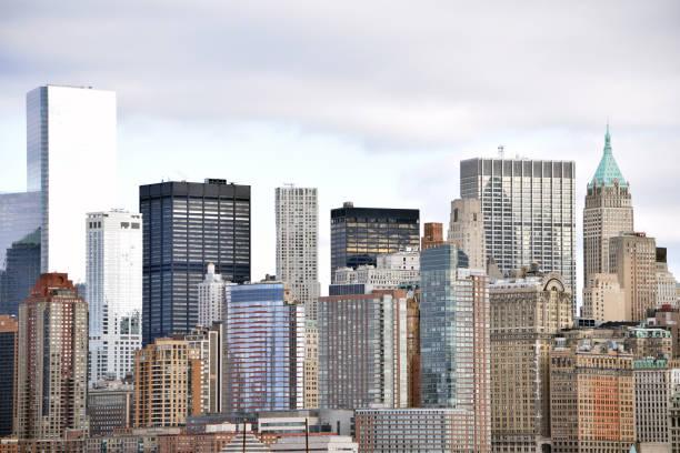 New World Trade Center New York stock photo