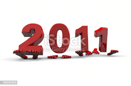 istock New Year 2011 Is Coming 183050928