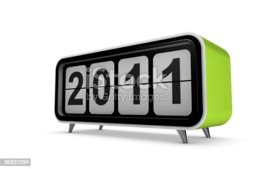 istock New year 2011 96832094