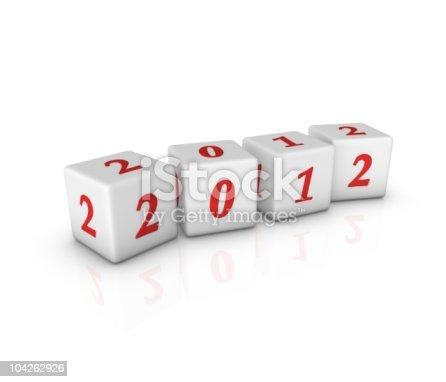 104509114istockphoto new year 2012 104262926