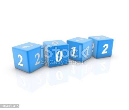 104509114istockphoto new year 2012 104389415