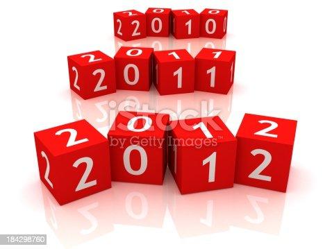 istock New Year 2012 184298760