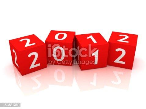 istock New Year 2012 184321052