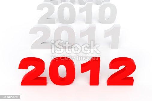 istock New Year 2012 184329972