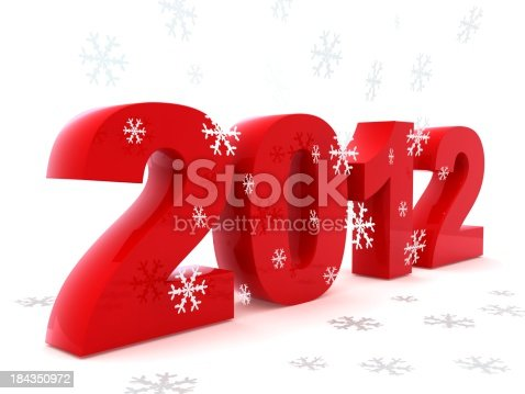 istock New Year 2012 184350972