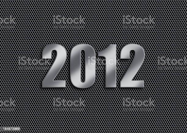 New Year 2012 Stock Photo - Download Image Now