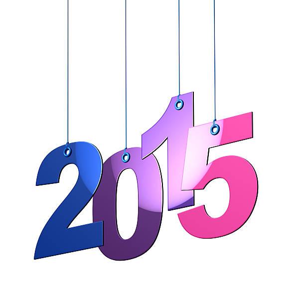 neue jahr 2015 - abschiedswünsche stock-fotos und bilder