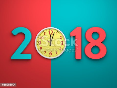 istock New Year 2018 688583504