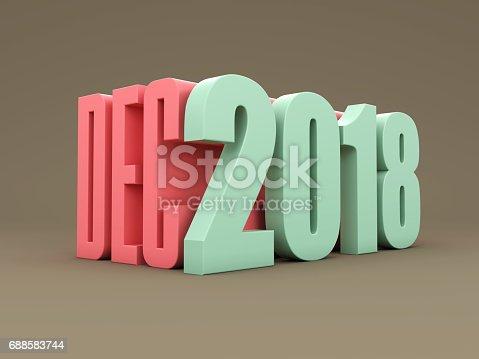 istock New Year 2018 688583744