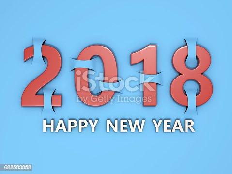 istock New Year 2018 688583858
