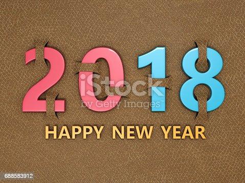 istock New Year 2018 688583912