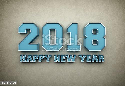 istock New Year 2018 801610796