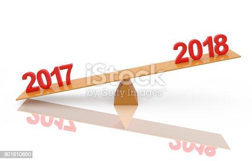 istock New Year 2018 801610850