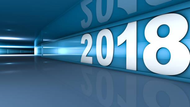 Neue Jahr 2018 – Foto
