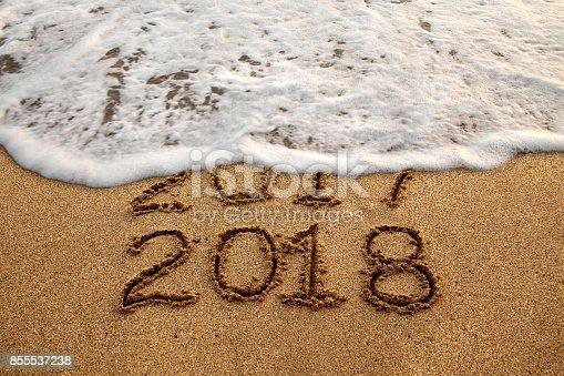 istock New year 2018 855537238