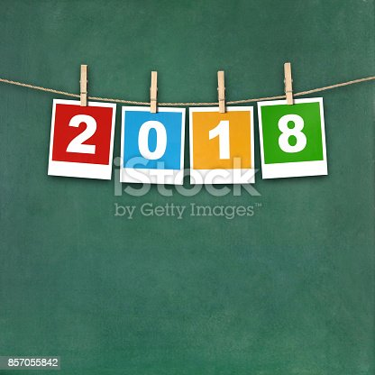 istock New year 2018 857055842