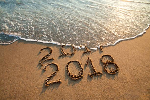neue jahr 2018 - ideen für silvester stock-fotos und bilder