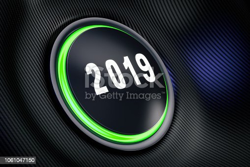 istock New Year 2019 Button 1061047150