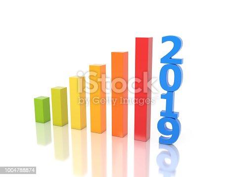 1004788900istockphoto New Year 2019 Creative Design Concept 1004788874
