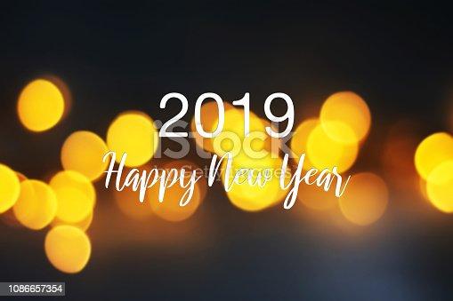 istock New Year 2019 Greeting 1086657354