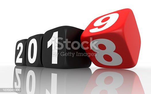 istock New Year 2019 1020041300
