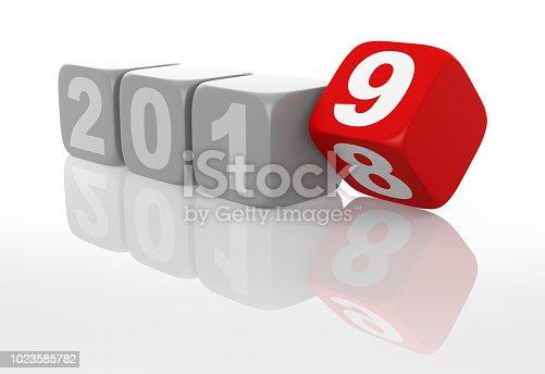 1019268352istockphoto New Year 2019 1023585782