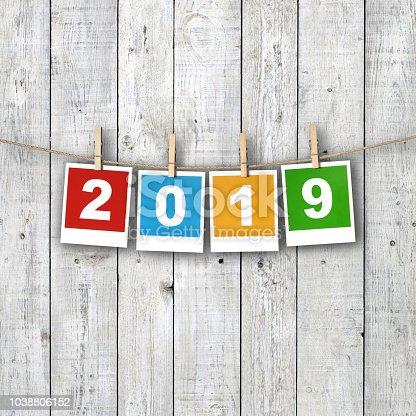 istock New year 2019 1038806152