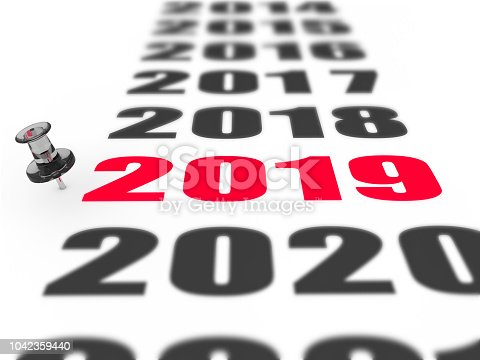 istock New year 2019 1042359440
