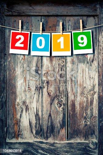 istock New year 2019 1043643914