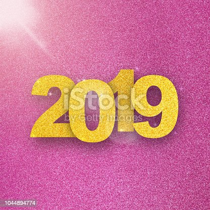 istock New year 2019 1044894774