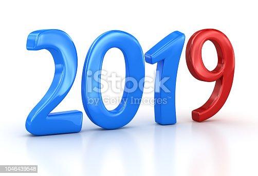 istock New year 2019 1046439548