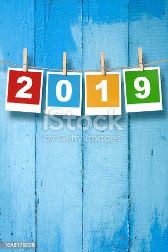 istock New year 2019 1048179228