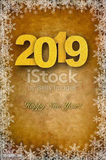 istock New year 2019 1048891288