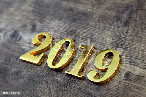 1018565666istockphoto New year 2019 1053005230