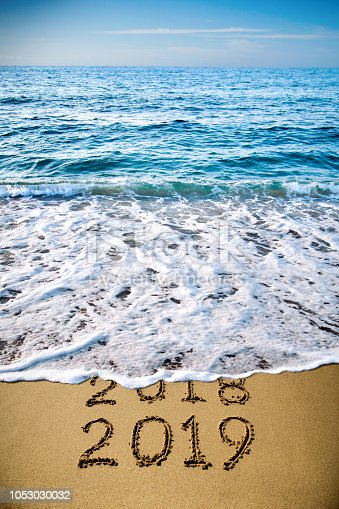 istock New year 2019 1053030032