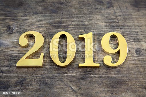 1018565666istockphoto New year 2019 1053970038